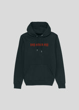 Laden Sie das Bild in den Galerie-Viewer, SAVE ME FROM FALLIN - HOODIE (BLACK)