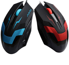 1600 DPI Wired USB Optical Gaming Mouse
