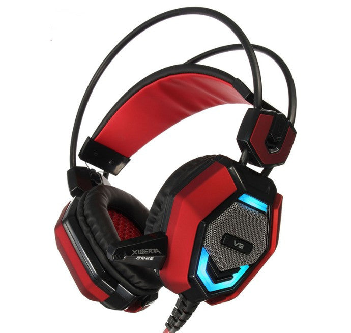 XIBERIA V6 Over-Ear Stereo Gaming Headset