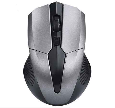 Peripherals Mice Games Silver Wireless Mouse