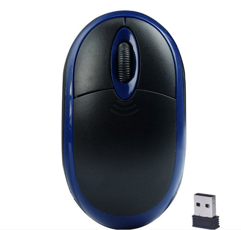 Professional USB 2.4GHz Mini 3 Buttons Wireless Optical