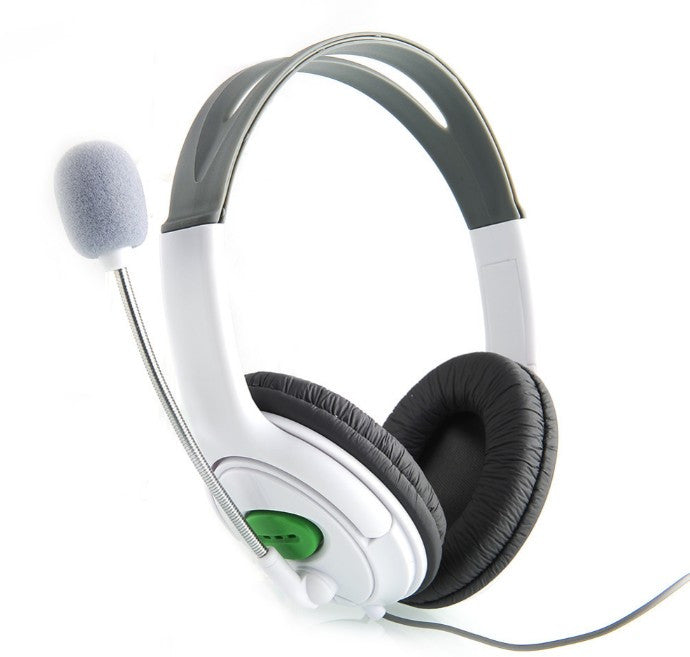 XBOX 360 Gaming Headset White