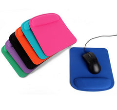Thicken Square Comfy Wrist Mouse Pad