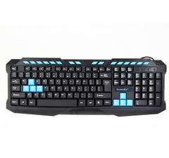 Multimedia Gaming Keyboard Gamer USB Wired