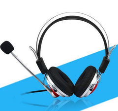 Stereo Bass Computer Gaming Headset Headphone