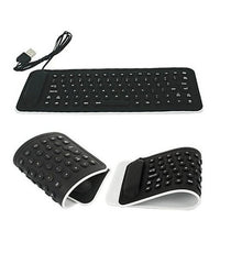 Mini Flexible Silicone Keyboard