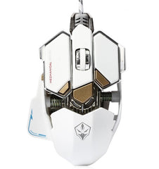 Mechanical Gaming USB Wired Mouse