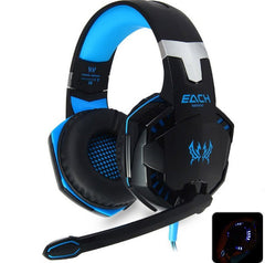 G2000 Gaming Headset Stereo Sound