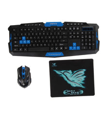 2.4G Wireless Gaming Keyboard