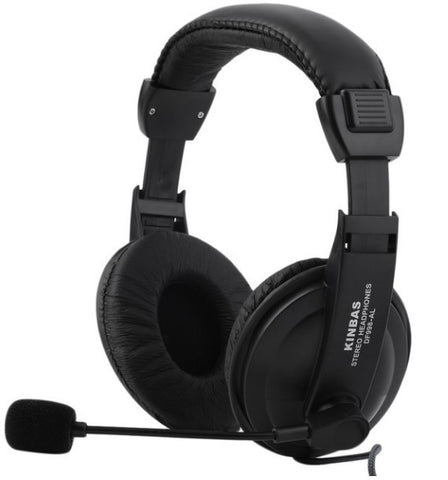 Gaming Headset with  3.5mm Microphone