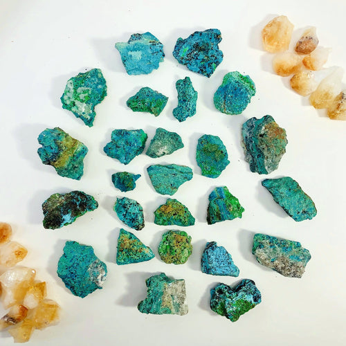 Azurite Mineral Stones - Small and Large (RK132)