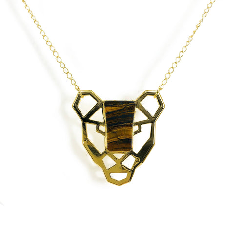 Tiger Necklace for Inner Power (NBOX1)