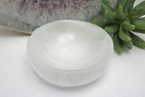 Selenite Bowl - Reiki Charging Bowl - Ater Plate Charging Station - (HW4- BOWL)
