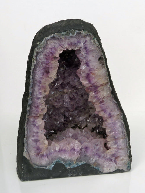 Amethyst Cathedral Geode Druzy Center Cathedral Crystal - Chakra - Reiki - Healing Crystals