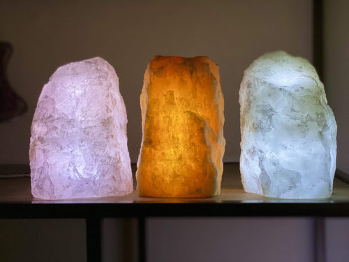 Quartz Rough Lamp