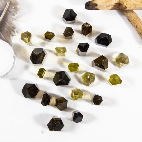Citrine Points Natural Pollished Point  (EX-100)