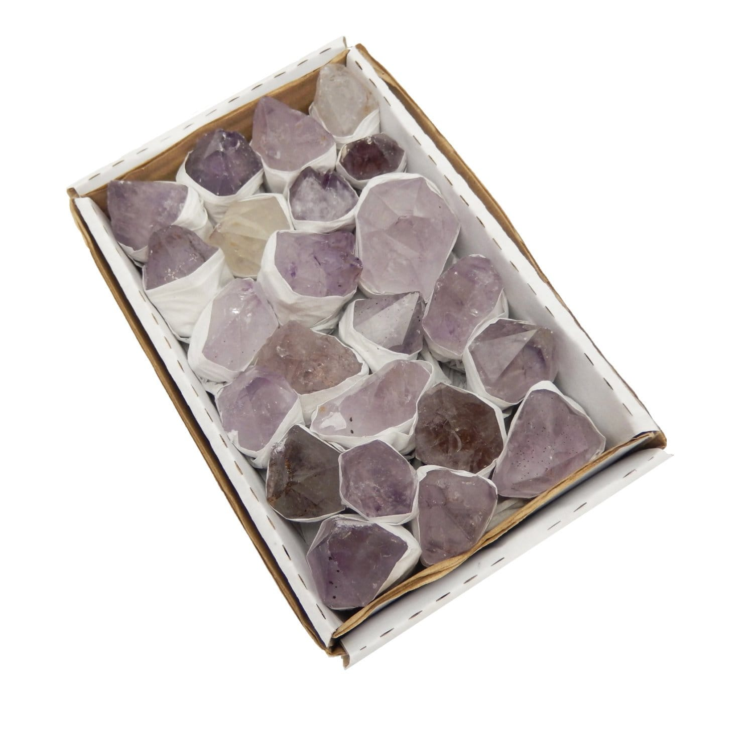 Amethyst - Amethyst By Piece- High Quality Amethyst Points Brazilian Crystals And Stones - Crystal Collection - Reiki Crystals - By Piece (RK145B2)