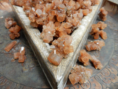 Aragonite - Aragonite Rods - Amazing Raw Argonite Stones -  (RK183B3)