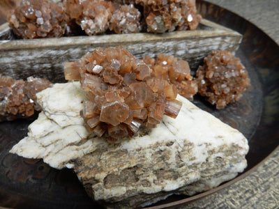 Aragonite - Extra Large Aragonite Assorted Pieces - 1-5 Pieces - Beautiful Raw Freeform Argonite Stones--  (RK183B2)
