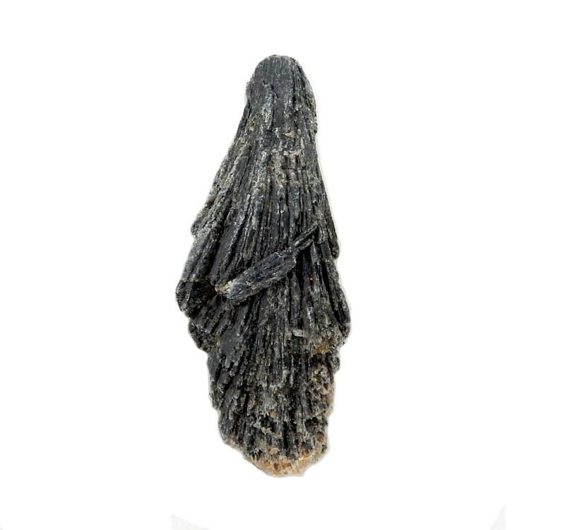 Black Kyanite - Lb Black Kyanite Blades Kyanite Fans From Brazil By Full Pound Or 1/2 Lb Healing Stone Specimen Minerals Chakra (OB7B5)