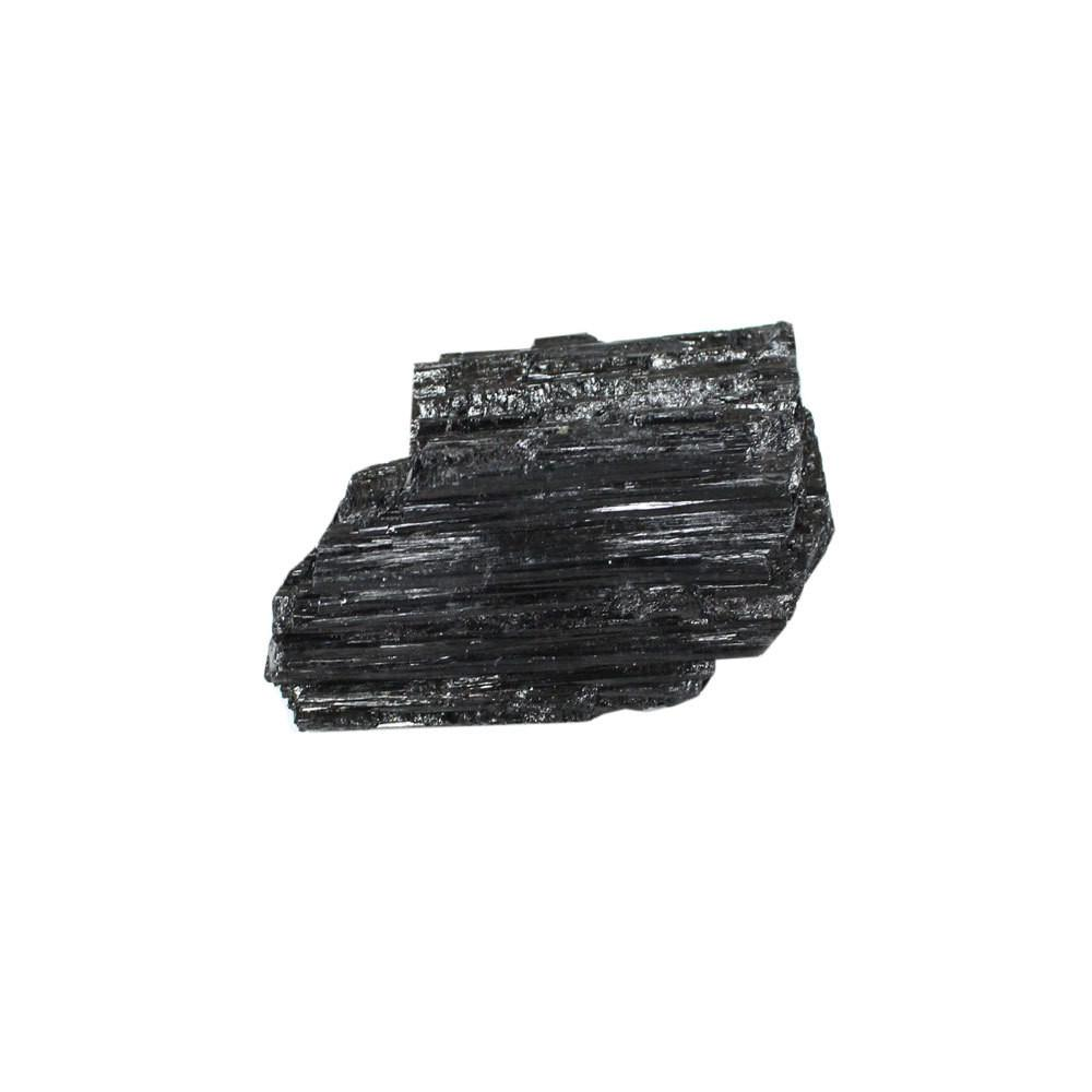 Black Tourmaline - Tourmaline Chunk- Powerful Energy - From Brazil - LARGE Tourmaline Rod  OB10B11