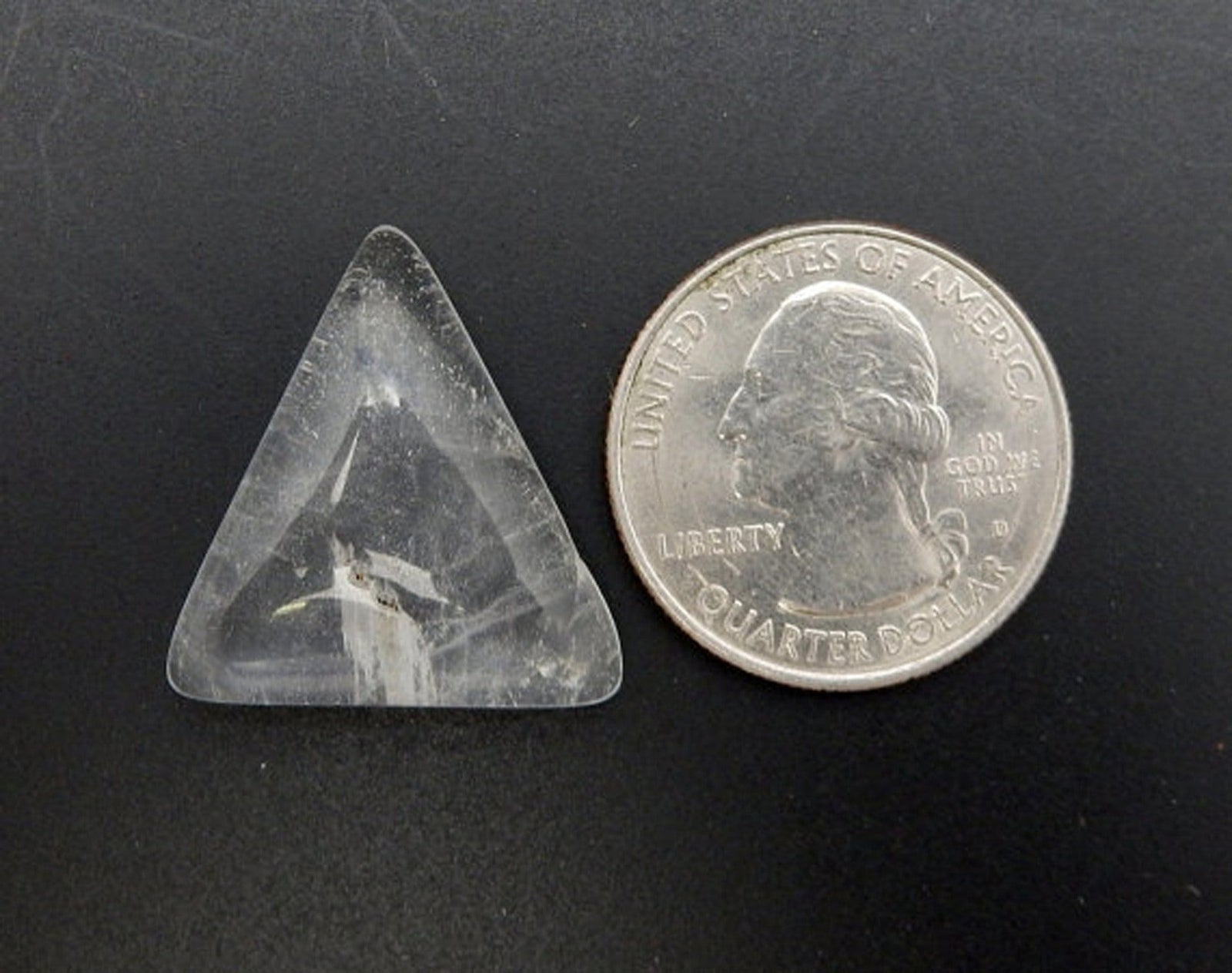 Cabochons - Crystal Triangle