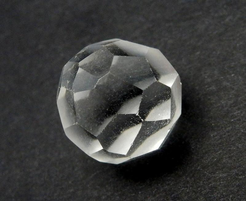 Crystal Quartz Sphere  (RK31B9-02)