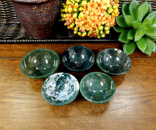 Home Decor - Petite Stone Bowl (RK16)