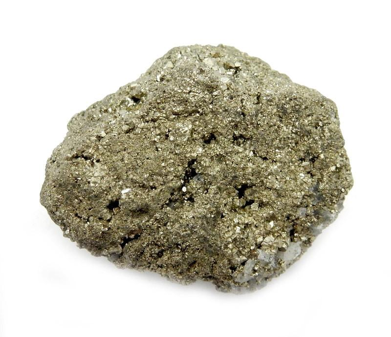 Pyrite Nuggets With Magnet - (RK39B3b-05)
