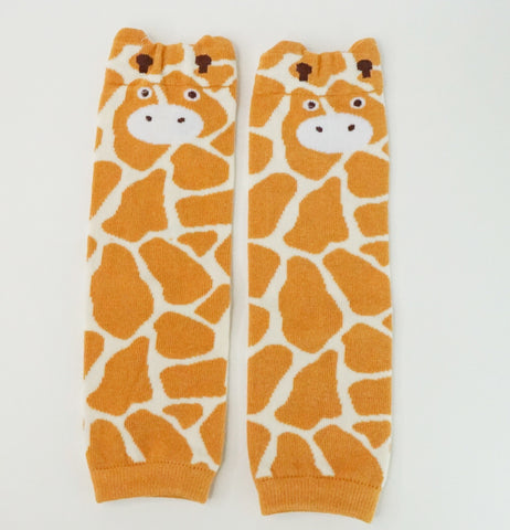 Brown Giraffe - WiddleToes