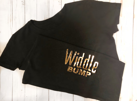 Widdle Bump  T-Shirt - WiddleToes