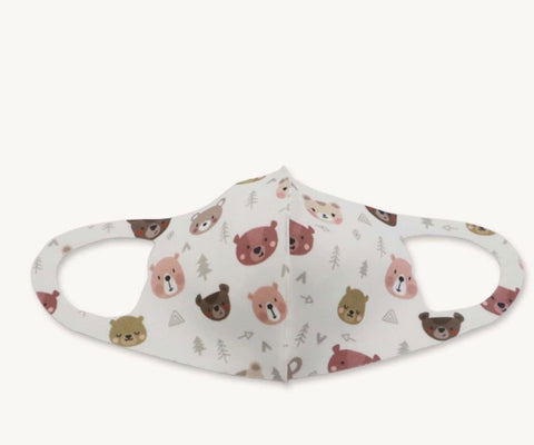 Kids Mask-Baby bear