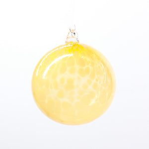 ornament *yellow and white