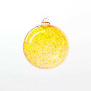 ornament *yellow and gold