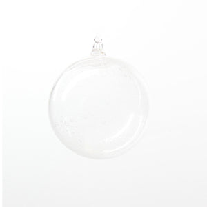 ornament *clear seeded