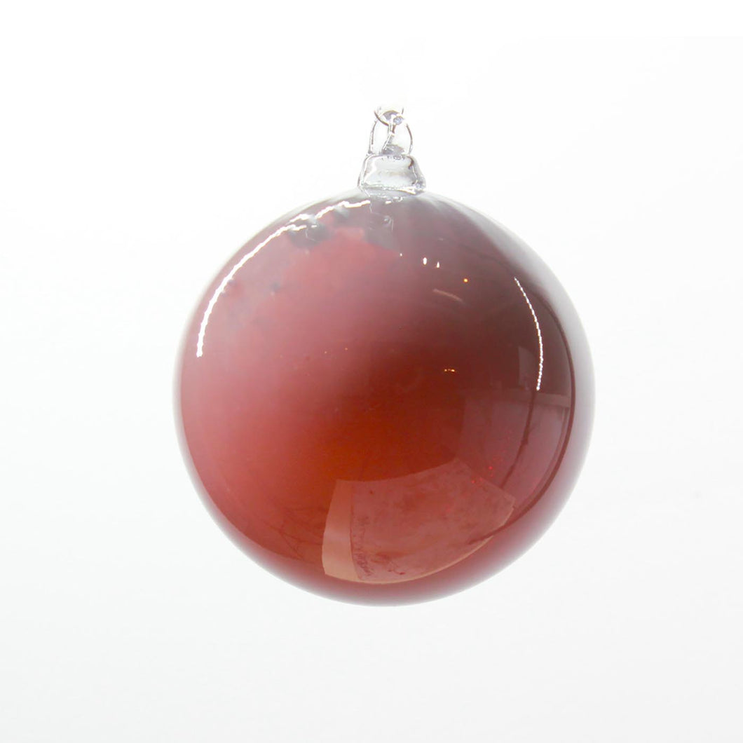 ornament *deep red