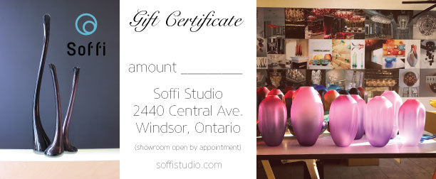 Soffi Studio Gift Card