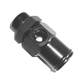 "1 1/4"" Hose x -12 ORB fitting with Return Ports"
