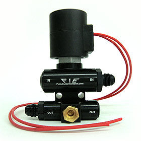 Electronic Lean Out valve Assembly