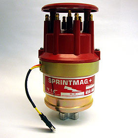 Sprintmag + 8 cylinder, small cap