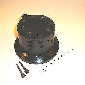 Vertex 8 cyl cap - OPENED for Suppression Wire