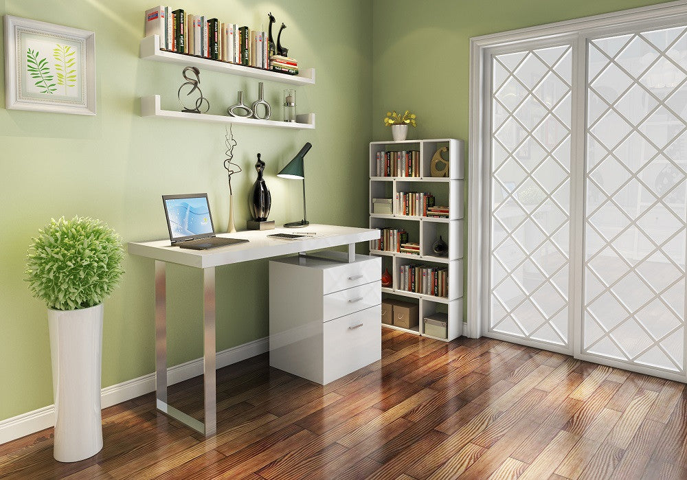 A18 Modern office Desk - 360 Decor Furniture Miami FL