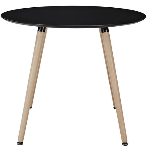 Track Circular Dining Table - 360 Decor Furniture Miami FL