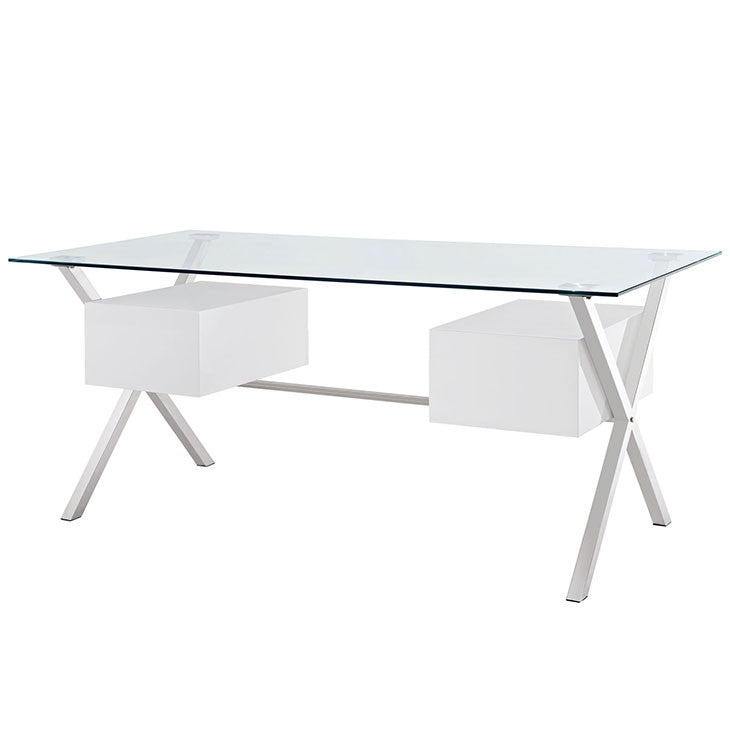 ABEYANCE Office Desk - 360 Decor Furniture Miami FL