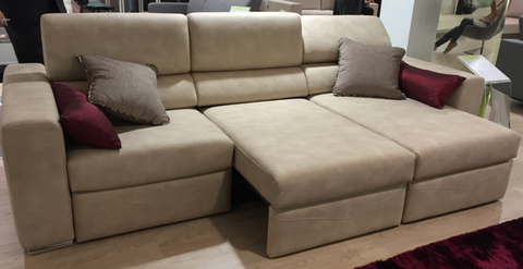 FLORA,  Sectional Sofa.