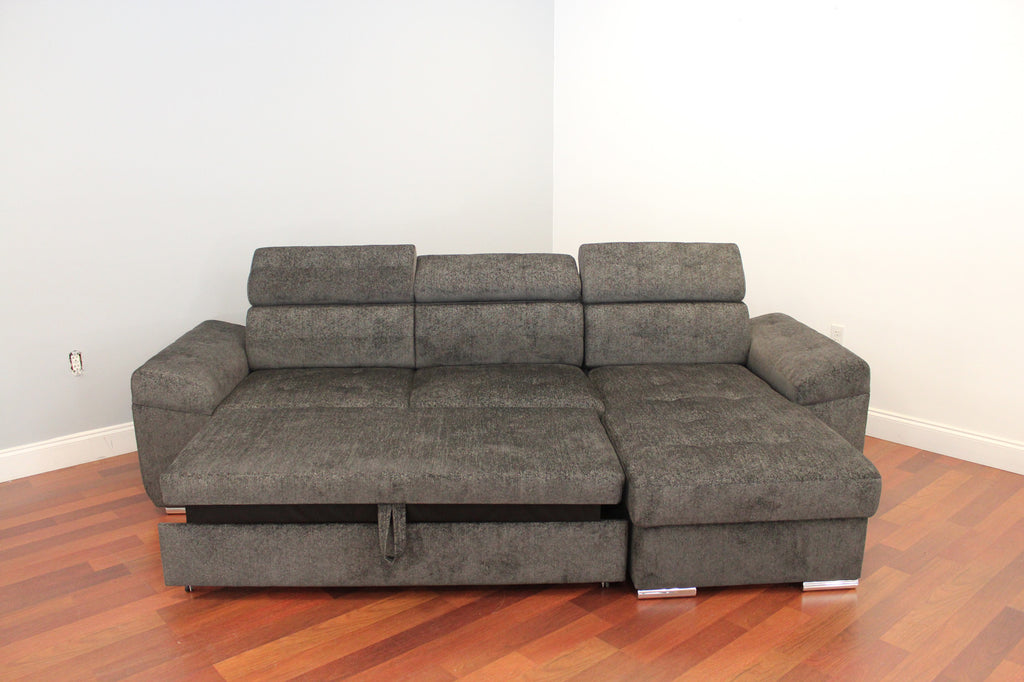 EROS, long chaise Sofa