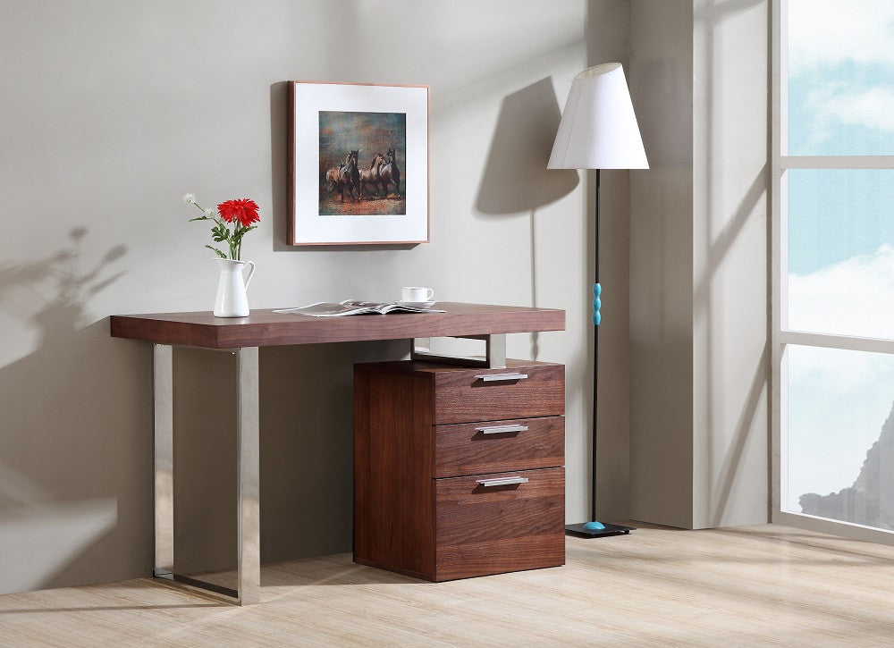 Paris Modern Office Desk - 360 Decor Furniture Miami FL