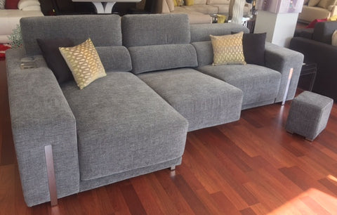TORINO, Sectional Sofa Bed. - 360 Decor Furniture Miami FL