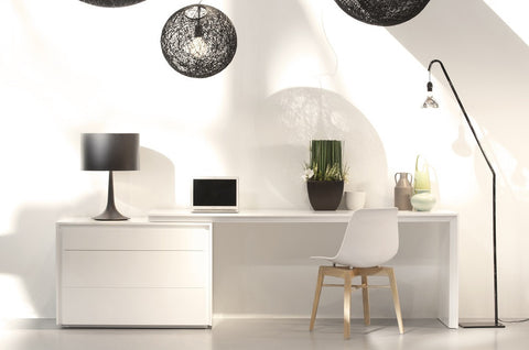 Trend Modern Office Desk - 360 Decor Furniture Miami FL