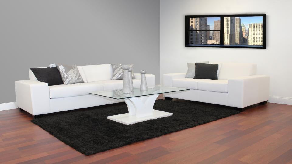 Philadelphia, Sofa and Loveseat - 360 Decor Furniture Miami FL